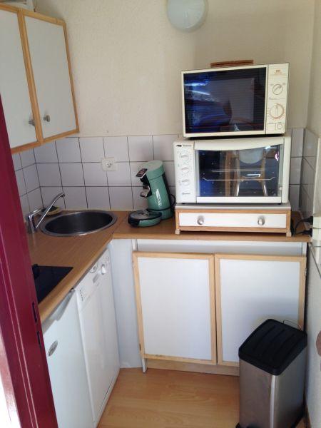 Cuisine d'été Location Appartement 60817 Le Corbier