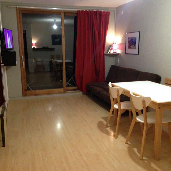Vue depuis la location Location Appartement 60817 Le Corbier