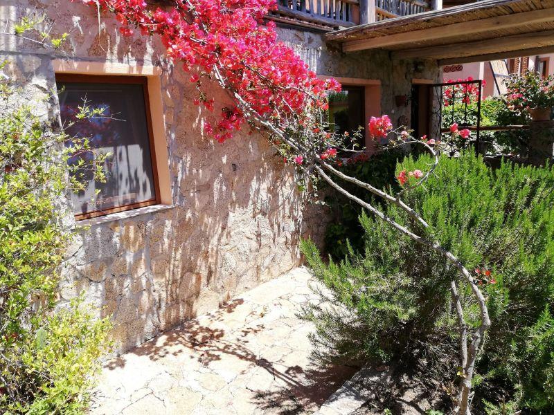 Vue extérieure de la location Location Studio 60826 La Maddalena