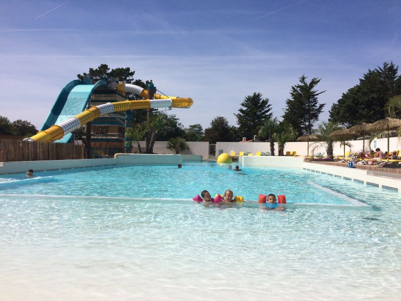 Piscine Location Mobil-home 60835 Saint Jean de Monts
