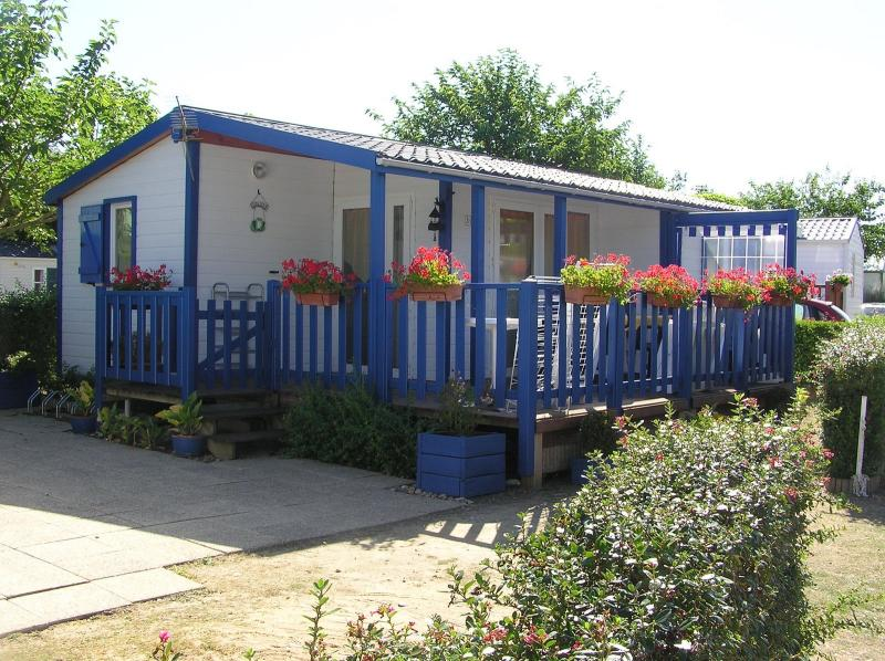 Terrasse Location Mobil-home 60835 Saint Jean de Monts