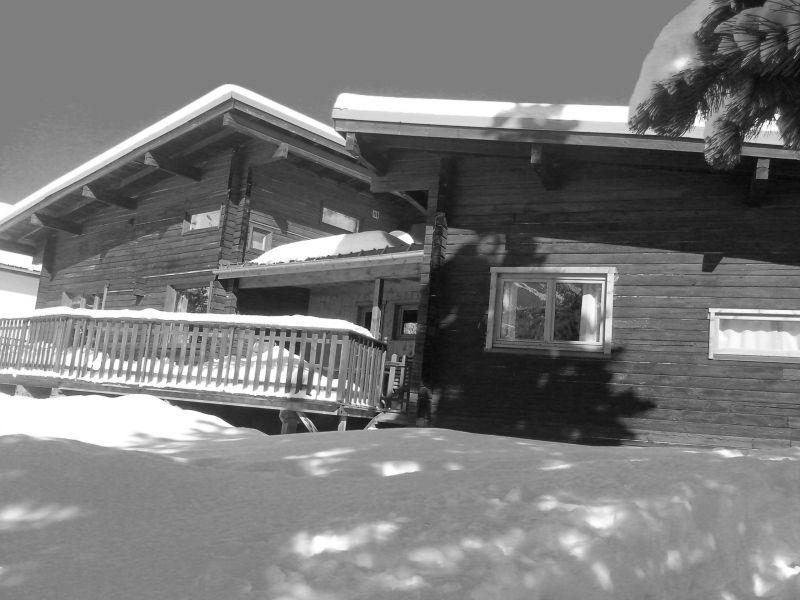 Vue extérieure de la location Location Chalet 60919 Les 2 Alpes