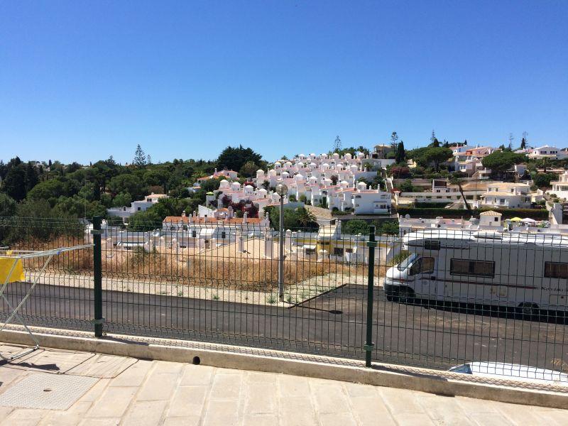 Vue de la terrasse Location Appartement 60959 Carvoeiro