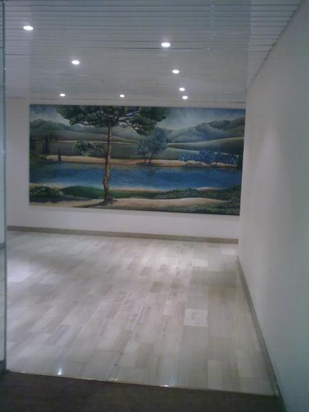 Entrée Location Studio 61032 Nice