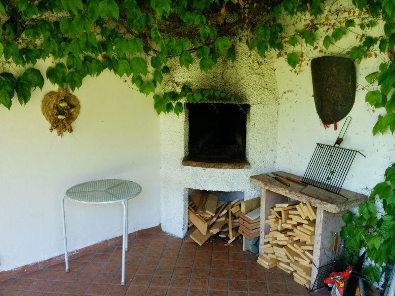 Cuisine d'été Location Villa 61113 Garda