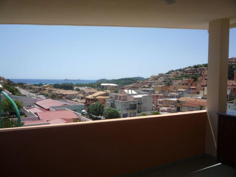 Vue depuis la location Location Appartement 61164 Villasimius