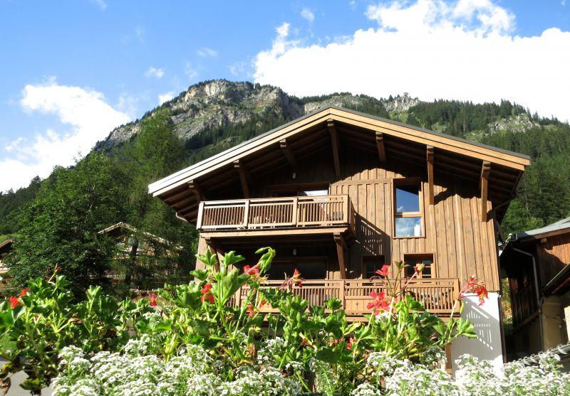 Vue extérieure de la location Location Appartement 61166 Pralognan la Vanoise