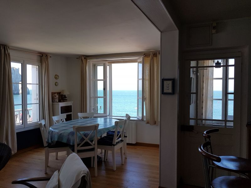 Salon 1 Location Appartement 61223 Etretat