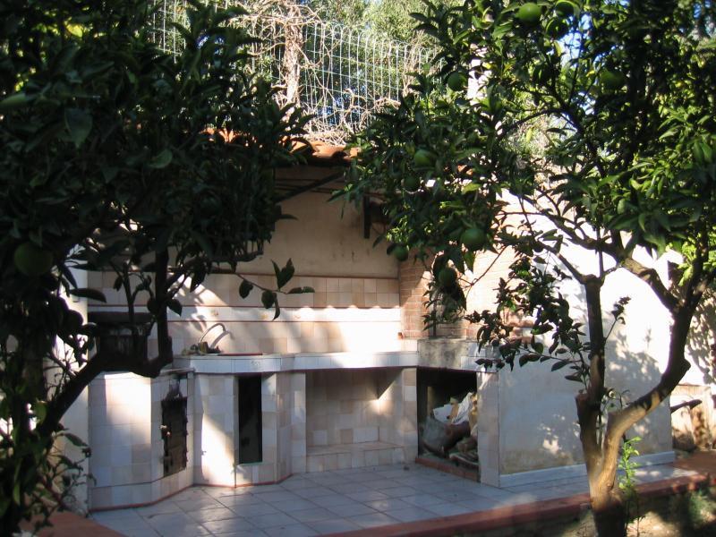 Cuisine d'été Location Appartement 61380 Lido di San Leone