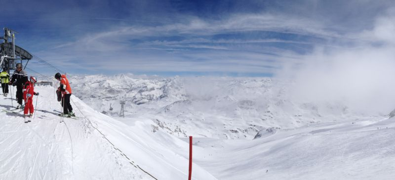 Location Studio 61425 Tignes