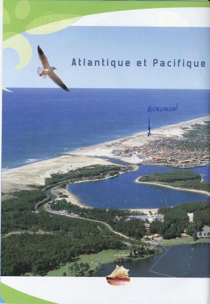 Carte Location Bungalow 61605 Vieux Boucau