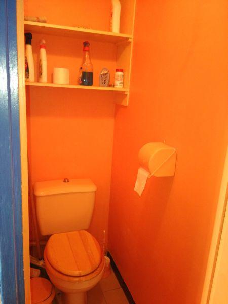 WC séparé Location Studio 6162 Cap d'Agde