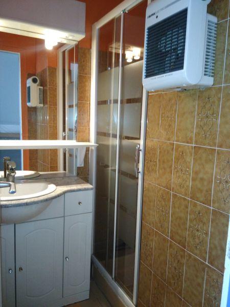 salle de bain Location Studio 6162 Cap d'Agde