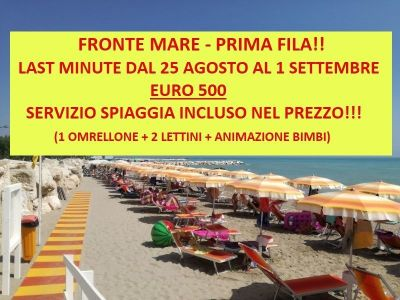 Plage Location Appartement 61621 Alba Adriatica
