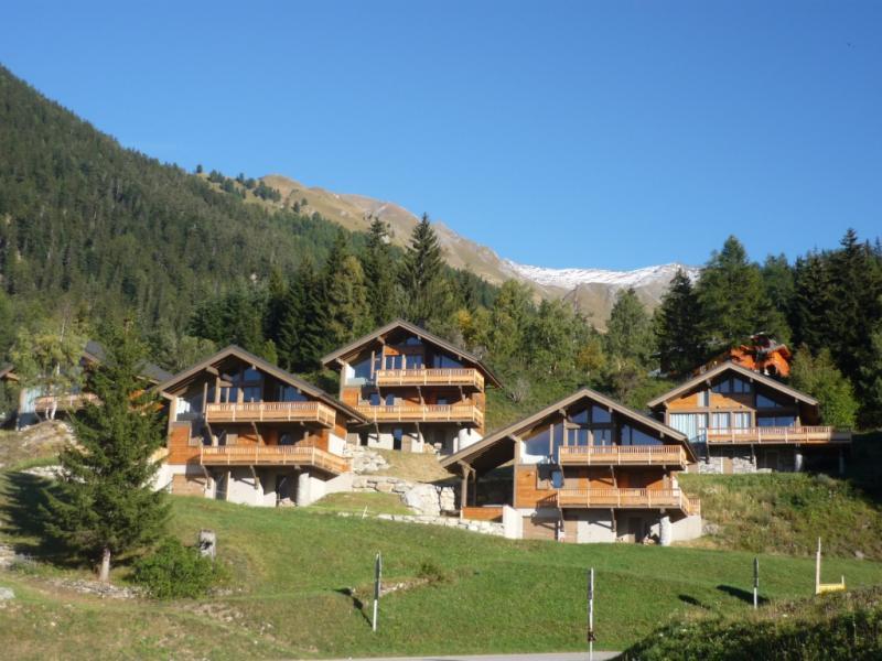 Vue extérieure de la location Location Chalet 61756 Valfréjus