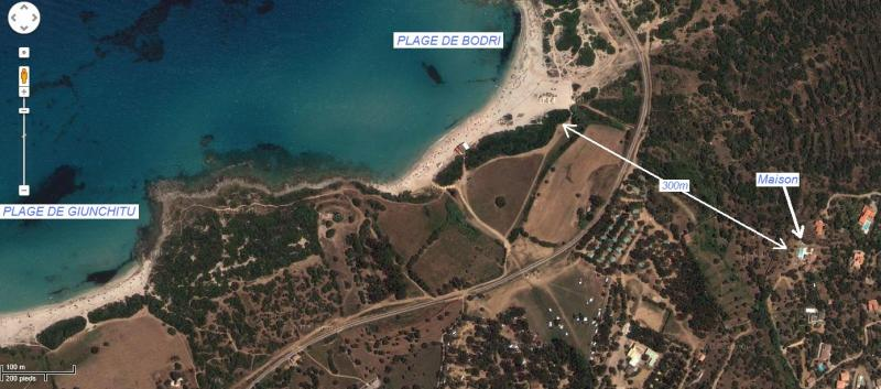Plan de la location Location Appartement 61780 Ile Rousse