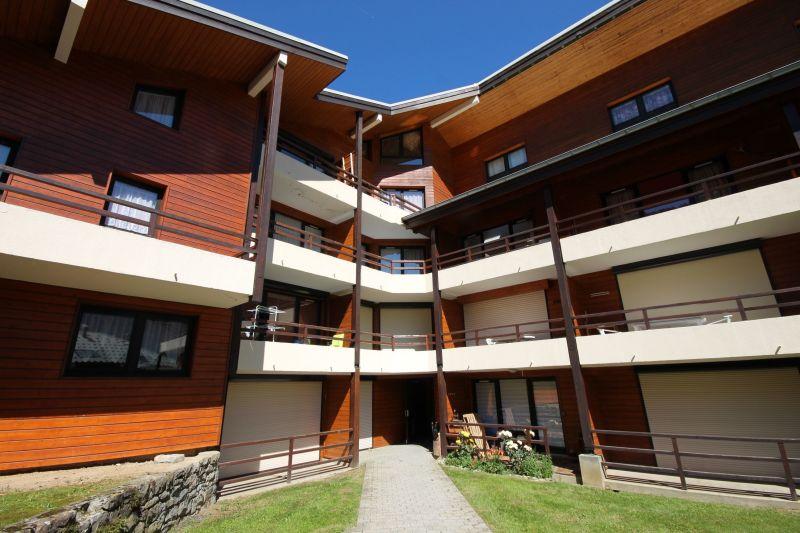 Vue extérieure de la location Location Appartement 61931 Saint Jean d'Aulps- La Grande Terche