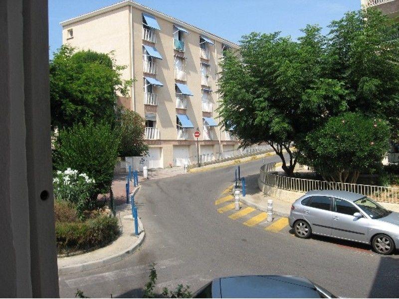 Vue depuis la location Location Appartement 62006 Bandol