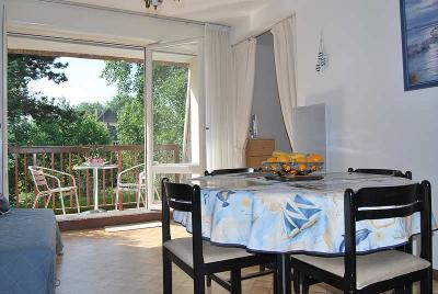 Salle � manger Location Appartement 62026 Cabourg