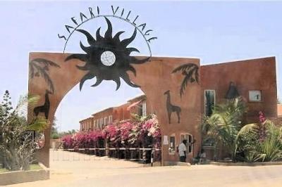Entr�e Location Villa 62177 Saly