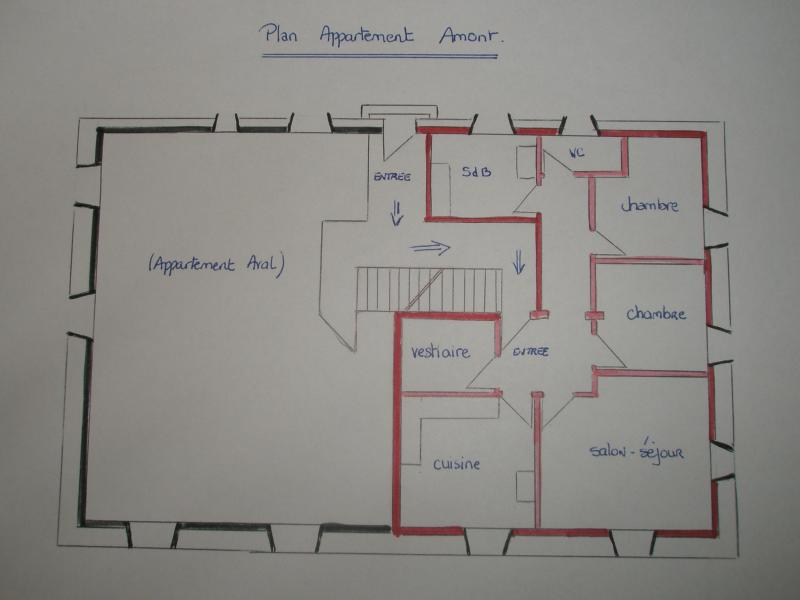 Plan de la location Location Appartement 62238 La Bresse Hohneck