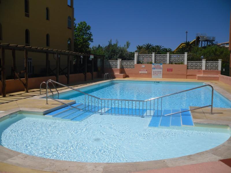 Piscine Location Studio 6233 Cap d'Agde