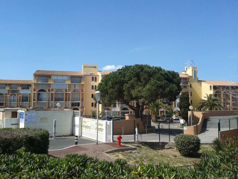 Vue à proximité Location Studio 6233 Cap d'Agde