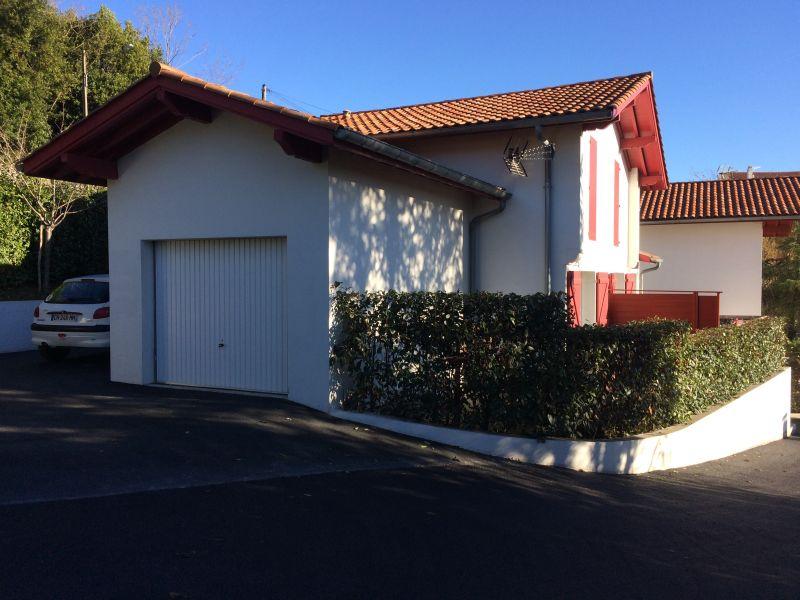 Vue extérieure de la location Location Appartement 62374 Biarritz