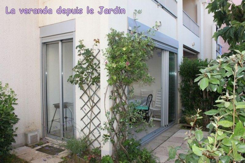Vue extérieure de la location Location Appartement 6243 Cap d'Agde
