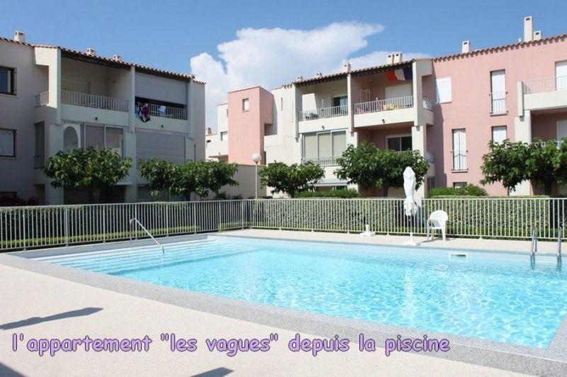 Piscine Location Appartement 6243 Cap d'Agde