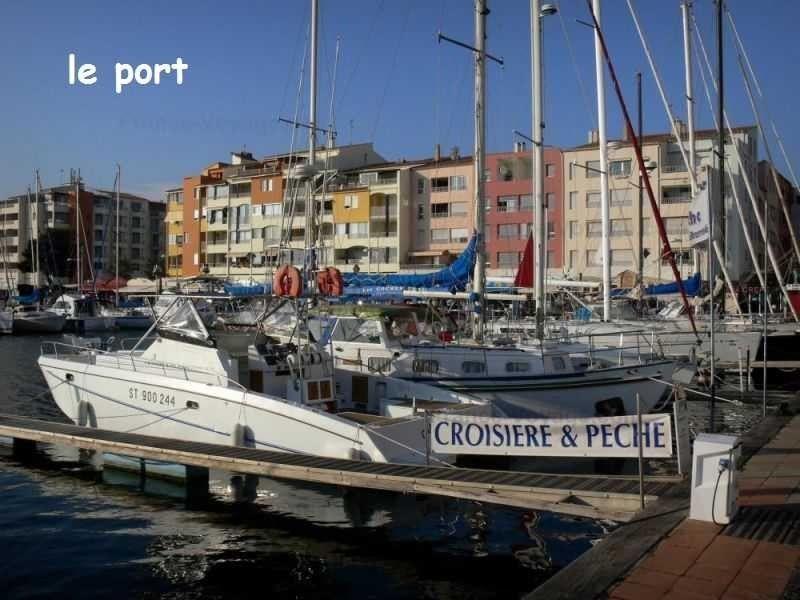 Vue autre Location Appartement 6243 Cap d'Agde