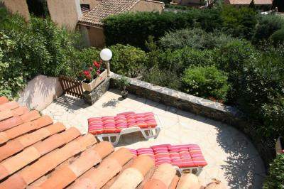 Jardin Location Villa 62547 La Croix Valmer