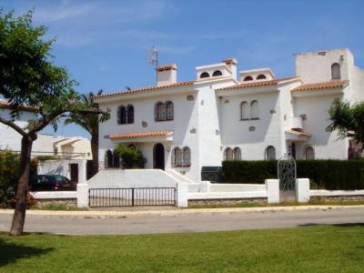 Vue extérieure de la location Location Maison 62674 Miami Playa