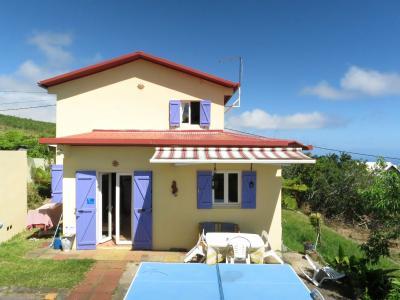 Vue de la terrasse Location Villa 62675 Saint Pierre (R�union)