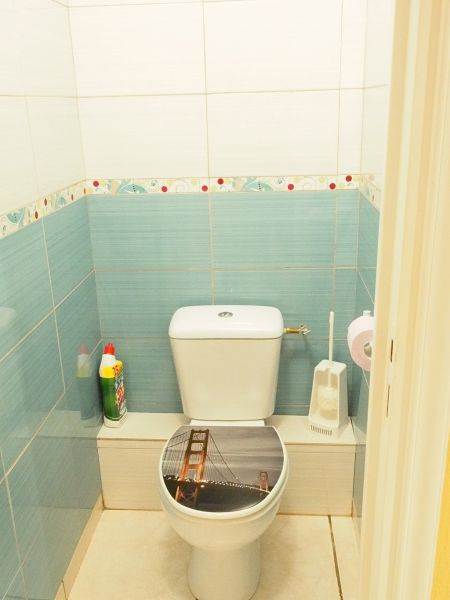WC séparé Location Appartement 62737 Hendaye
