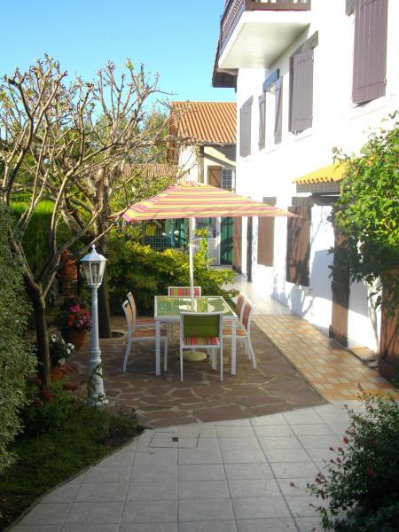 Terrasse Location Appartement 62737 Hendaye