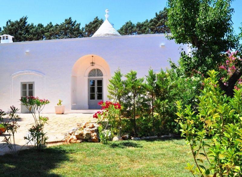 Vue extérieure de la location Location Villa 62762 Monopoli