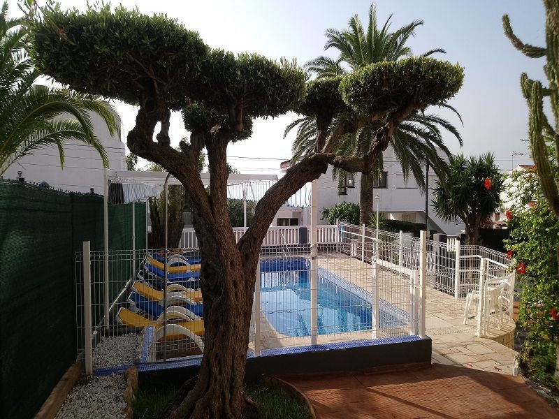 Jardin Location Villa 63018 L'Ampolla