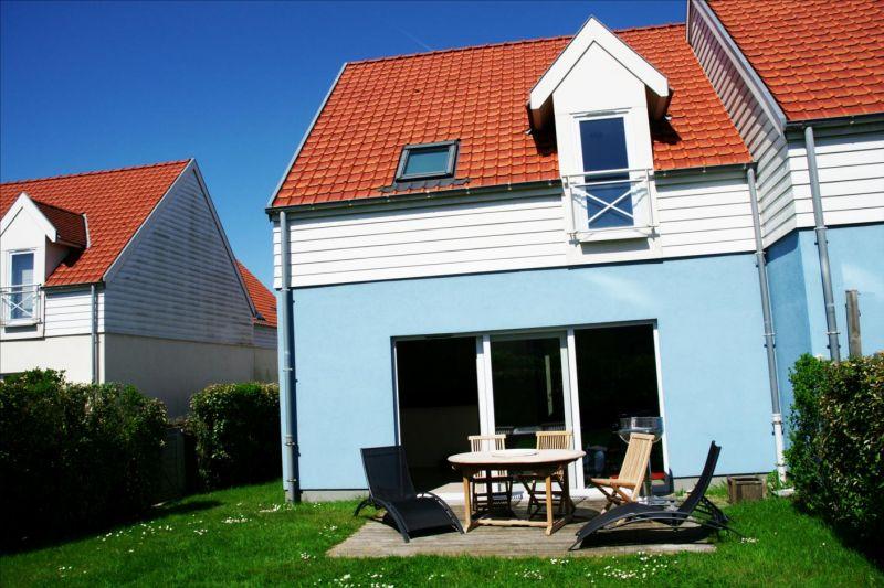 Vue extérieure de la location Location Maison 63226 Wimereux