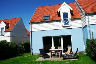 Vue ext�rieure de la location Location Maison 63226 Wimereux