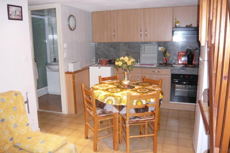 Salle à manger Location Appartement 6324 Port Leucate