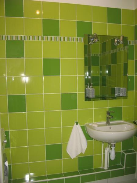salle de bain Location Studio 63317 PARIS