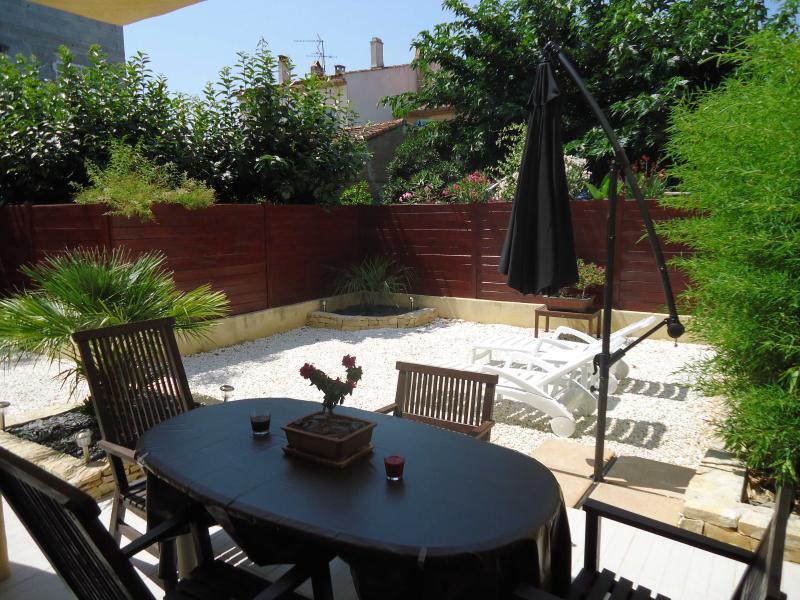 Jardin Location Appartement 63319 La Londe les Maures