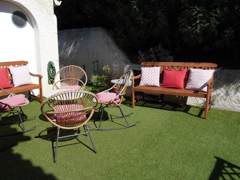 Jardin Location Villa 63384 Les Issambres