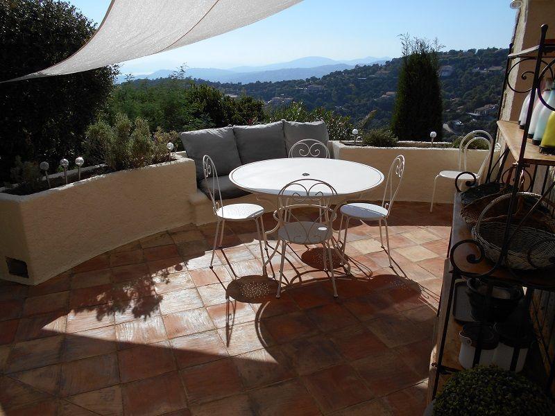 Terrasse 2 Location Villa 63384 Les Issambres
