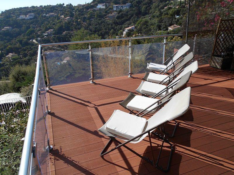 Terrasse 3 Location Villa 63384 Les Issambres