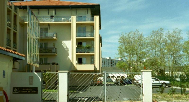 Entrée Location Studio 6356 Biarritz