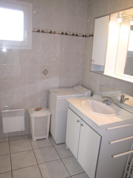 salle de bain Location Studio 6356 Biarritz