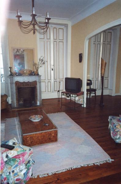 Salon Location Appartement 6360 Biarritz