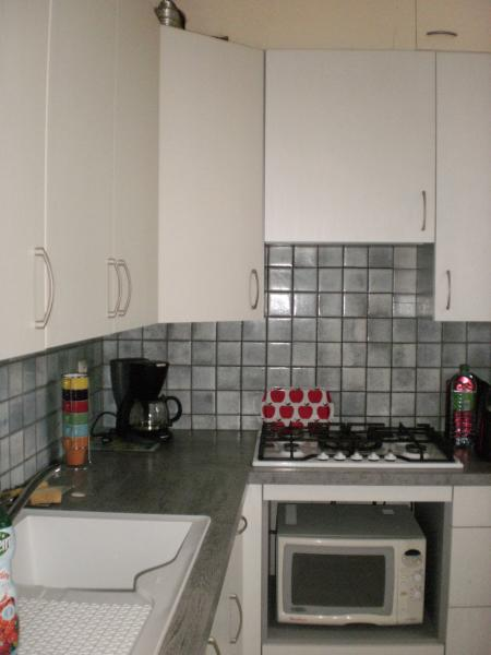 Cuisine indépendante Location Appartement 6360 Biarritz
